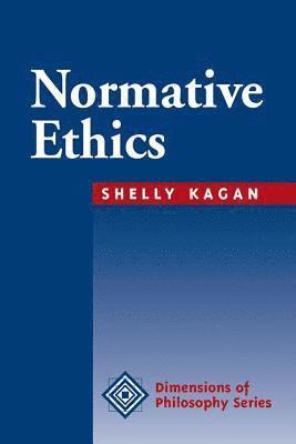 bokomslag Normative Ethics