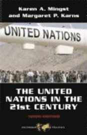 bokomslag The United Nations in the Twenty-first Century