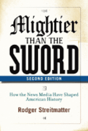 bokomslag Mightier Than the Sword