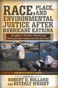 bokomslag Race, Place, and Environmental Justice After Hurricane Katrina