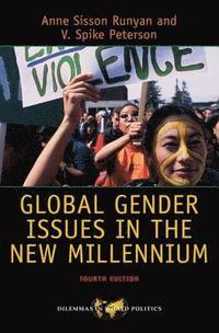 bokomslag Global Gender Issues in the New Millennium