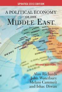 bokomslag A Political Economy of the Middle East