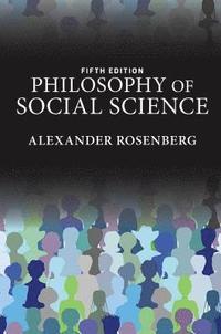 bokomslag Philosophy of Social Science, 5th Edition