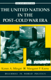 bokomslag United Nations in the Post-Cold War Era, The