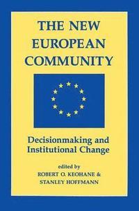 bokomslag The New European Community