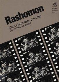 bokomslag Rashomon