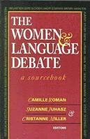 bokomslag The Women and Language Debate