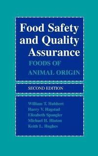 bokomslag Food Safety and Quality Assurance