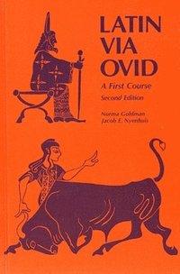 bokomslag Latin Via Ovid