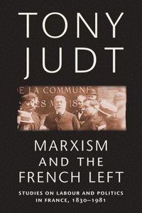 bokomslag Marxism and the French Left