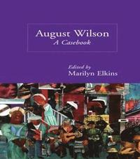 bokomslag August Wilson