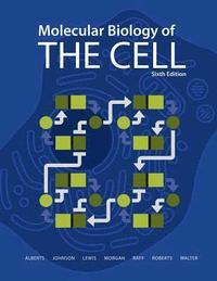 bokomslag Molecular Biology of the Cell
