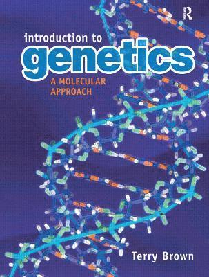 bokomslag Introduction to Genetics: A Molecular Approach