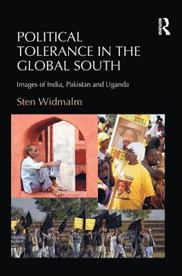 bokomslag Political Tolerance in the Global South: Images of India, Pakistan and Uganda