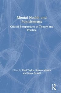 bokomslag Mental Health and Punishments