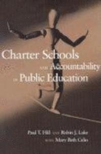 bokomslag Charter Schools and Accountability in Public Education