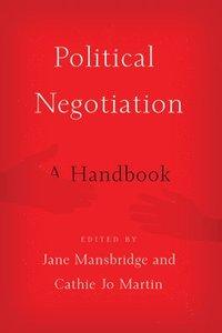 bokomslag Political Negotiation