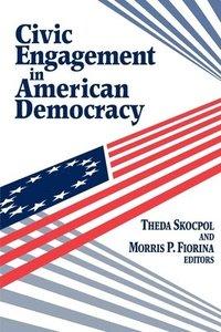 bokomslag Civic Engagement in American Democracy