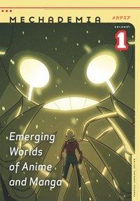 bokomslag Emerging Worlds of Anime and Manga