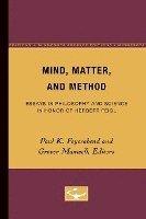 bokomslag Mind, Matter, and Method