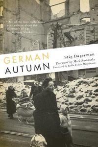 bokomslag German Autumn