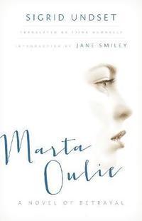 bokomslag Marta Oulie