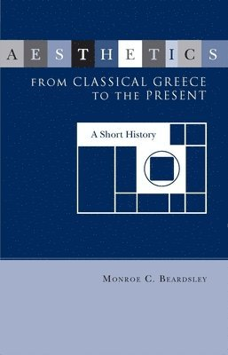 bokomslag Aesthetics from Classical Greece to the Present