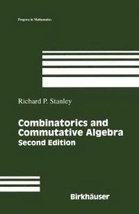 bokomslag Combinatorics and Commutative Algebra