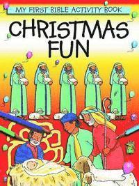 bokomslag Christmas Fun: Bible Activity Book