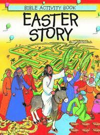 bokomslag Easter Story: Bible Activity Book