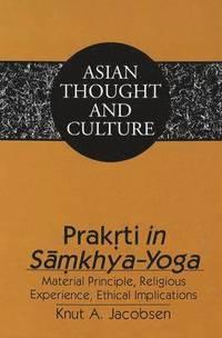 bokomslag Prakrti in Samkhya-Yoga