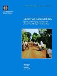bokomslag Improving Rural Mobility