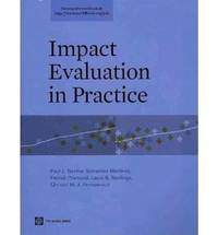 bokomslag Impact Evaluation in Practice