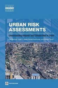 bokomslag Urban Risk Assessments