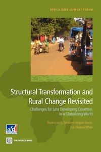 bokomslag Structural Transformation and Rural Change Revisited