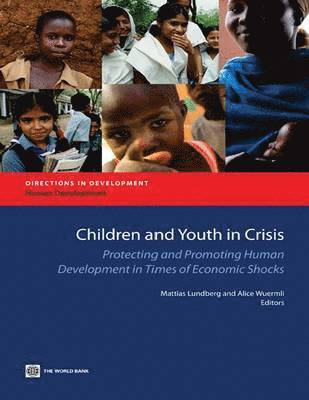 bokomslag Children and Youth in Crisis