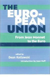 bokomslag The European Union