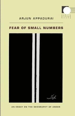 bokomslag Fear of Small Numbers: An Essay on the Geography of Anger