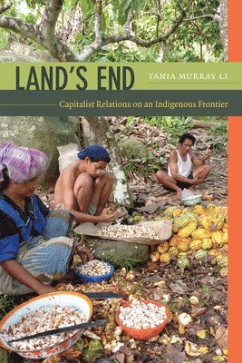 bokomslag Land's End: Capitalist Relations on an Indigenous Frontier