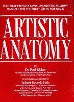 bokomslag Artistic Anatomy