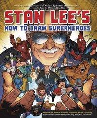 bokomslag Stan Lee's How To Draw Superheroes