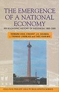 bokomslag The Emergence of a National Economy