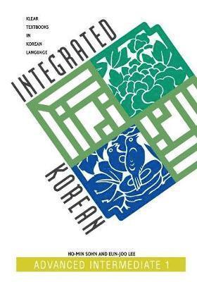 bokomslag Integrated Korean: Advanced Intermediate 1