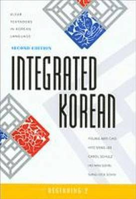 bokomslag Integrated Korean