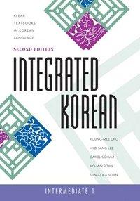 bokomslag Integrated Korean: Intermediate 1