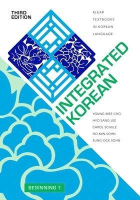 bokomslag Integrated Korean: Beginning 1