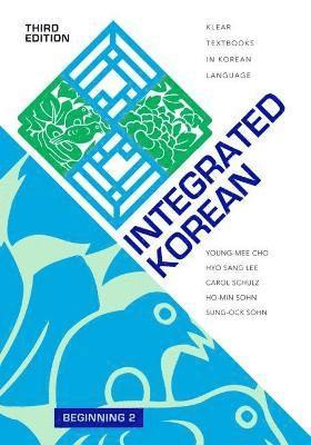 bokomslag Integrated Korean: Beginning 2