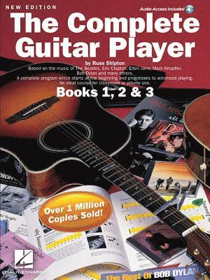 bokomslag The Complete Guitar Player Books 1, 2 & 3: Omnibus Edition