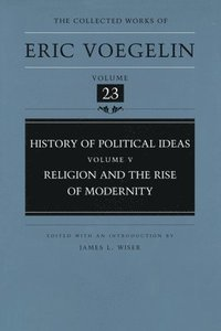 bokomslag History of Political Ideas (CW23)