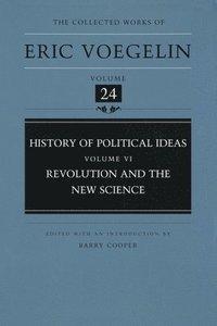 bokomslag History of Political Ideas (CW24)